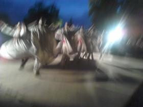 Danza en movimiento. Poznan 2014