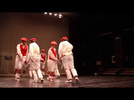 3. VideoUrretxuko Lurra Dantza Taldea, 2012an Zumarragan.